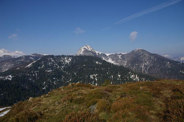 Vue du Pic de Bazès
