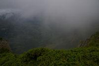 Panorama...depuis les barres rocheuses que l'on voit depuis Arrens