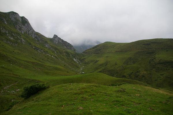 Le Col de Saucède