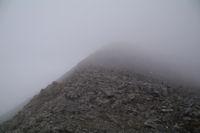 La crete Ouest du Pic du Milieu de Tapou