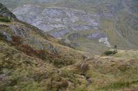 Au fond, la vallee d'Ossoue