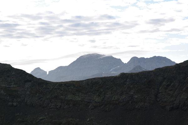 Casque du Marboré, Brèche de Rolland, Taillon et Pics de Gabietous