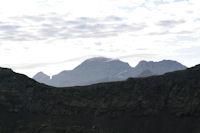 Casque du Marbore, Breche de Rolland, Taillon et Pics de Gabietous