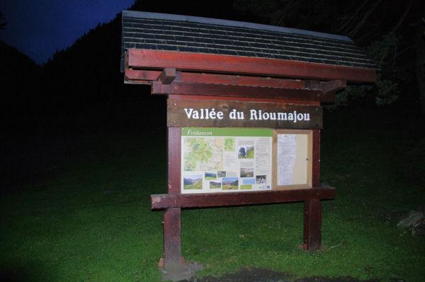 Présentation de la vallée du Rioumajou
