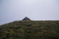 Le sommet du Pic de la Pahule