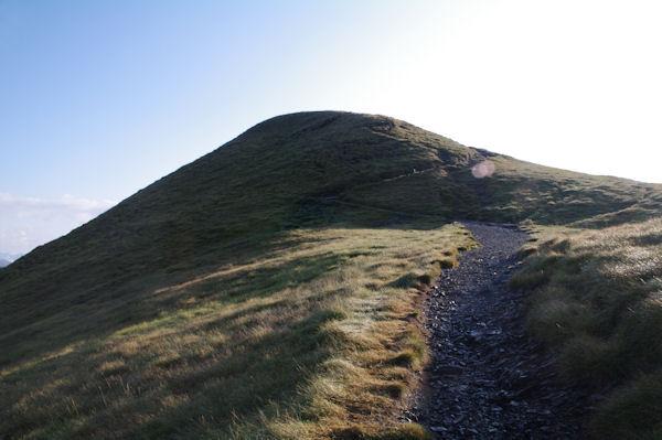 La montée au Pic de Tentes