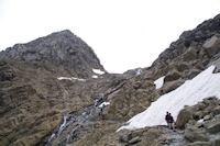 Le Col des Sarradets