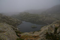 Le Lac de l'Oueil Negre