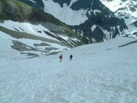 La fin du glacier d'Ossoue
