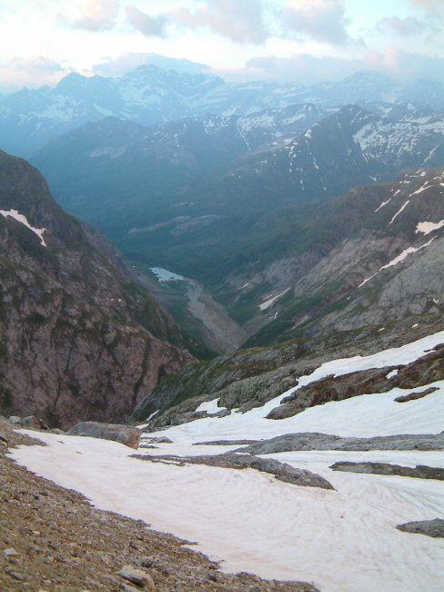 Vue de la vallée de Gavarnie