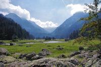 La Vallée supérieure du Marcadau