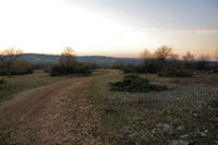 Vers la bergerie de Font du Pech
