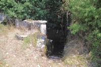 Un ancien lavoir vers Majourals