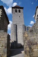 L'Abbaye St Pierre a Marcilhac sur Cele