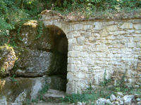 La fontaine de Bertiol