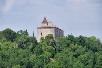 Le chateau de Cieurac