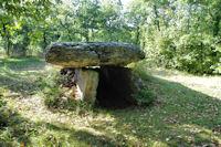 Le dolmen de Peyco Levado