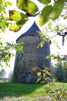 L'ancien moulin de Laramiere