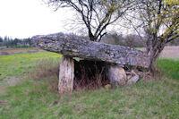 Le dolmen de Mas de Rolland