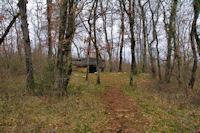 Le dolmen du Lac d_Aurié