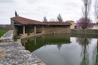Le lavoir de Limogne en Quercy
