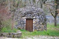 Une gariotte a Puy de Capy