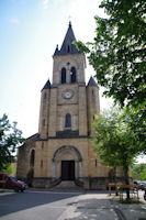 L'eglise de Prayssac