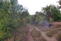 En remontant le vallon du ruisseau de Lemboulas