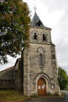 L'eglise de St Hilaire