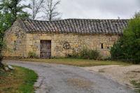 La maison a cote de l'eglise St Pierre de Balach Bas