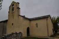 L'eglise St Pierre de Balach Bas