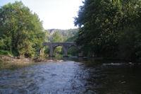 Le Pont de Marcilhac sur Cele
