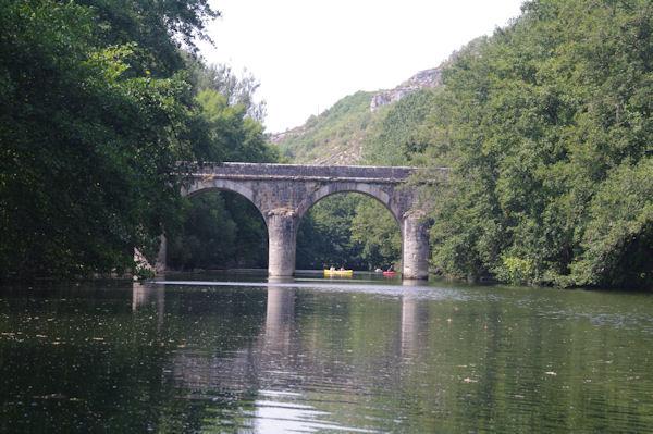 Le Pont de Monteils sur le Célé