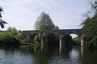Le Pont de Monteils sur le Cele