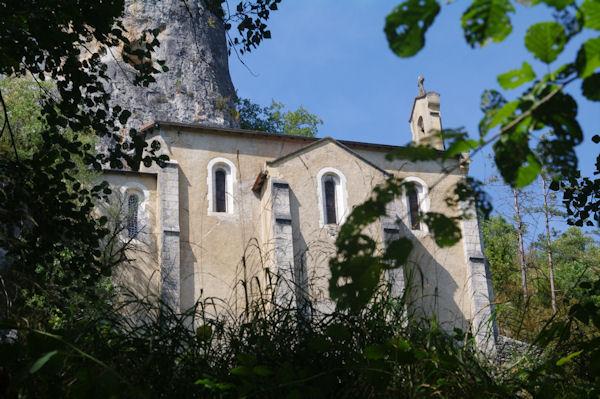 La Chapelle de Roc Troucat