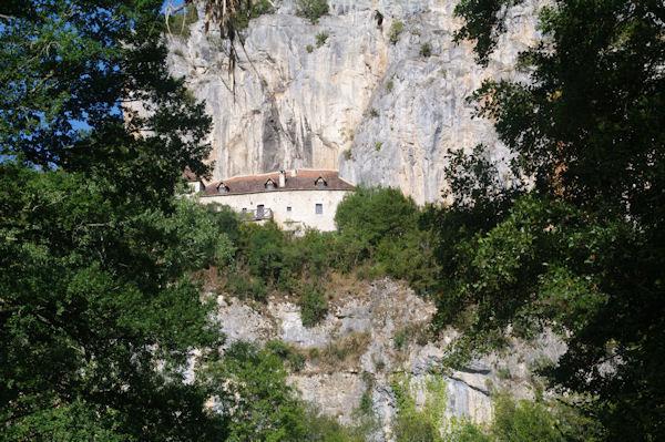 Une maison troglodyte à St Sulpice