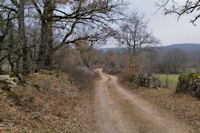 Le chemin vers Bourel