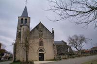 L_église de Varaire