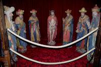 Dans l'Eglise Saint Salvy