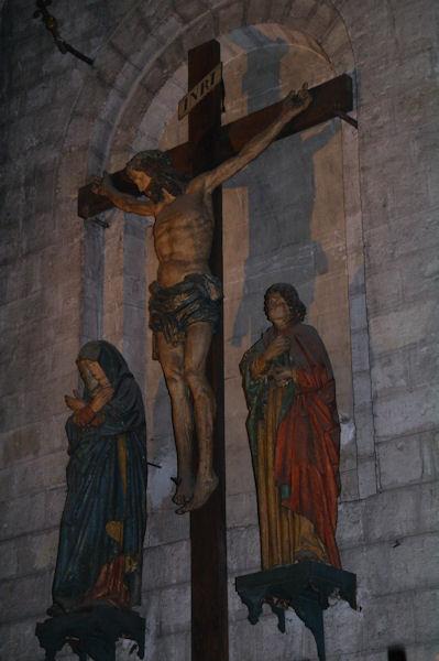 Dans l_Eglise Saint Salvy
