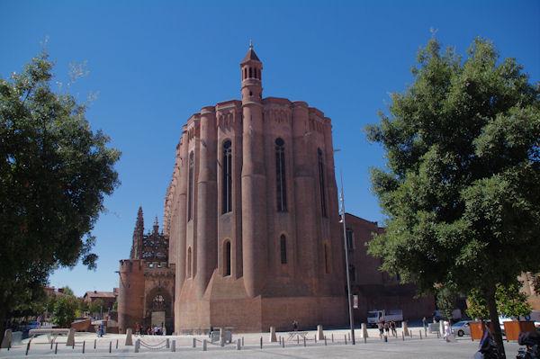 La Cathédrale Sainte Cécile à Albi