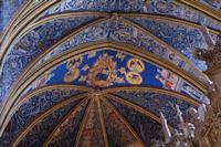 Les plafonds de la Cathedrale Sainte Cecile a Albi