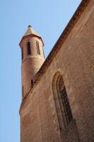 Un petit clocher de la Cathedrale Sainte Cecile a Albi