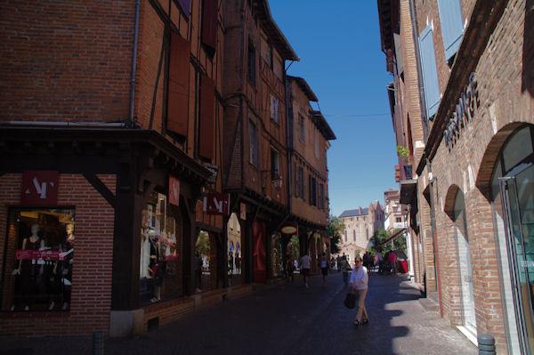 Rue Sainte Cécile
