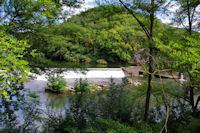 Le barrage de Borie Basse