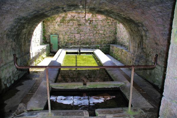 Le lavoir de Bruniquel