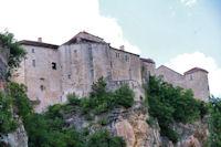 Le chateau de Bruniquel