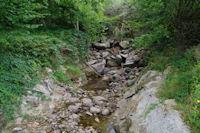 Un petit ruisseau sans nom