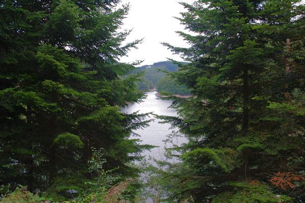 Le Lac des Cammazes