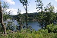 Le tour du Lac des Cammazes
